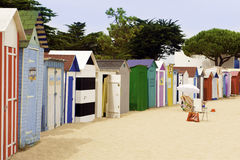 Ile oleron en france Stock Image