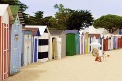 Ile oleron en france. Charente maritime stock image