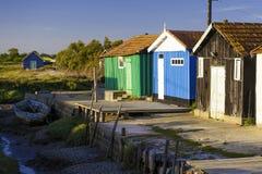 Ile oleron en france. Charente maritime royalty free stock photos