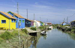 Ile oleron en france Royalty Free Stock Image