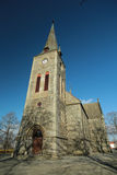 Ilen ( Ila) church, Trondheim, Norway Stock Images