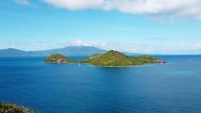 Ilet a Cabrit, Terre-de-Haut, Iles des Saintes, Les Saintes, Guadeloupe, Lesser Antilles, Caribbean.
