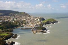 Ilfracombe Royalty Free Stock Photos
