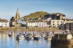 Ilfracombe Harbour North Devon UK Stock Photography
