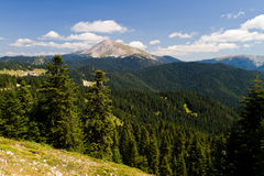 Ilgaz Mountains Stock Photo