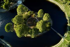 ilha Imagem de Stock Royalty Free