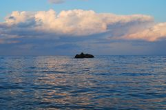 ilha Foto de Stock Royalty Free