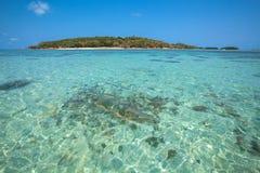 A ilha Foto de Stock