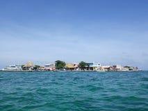 ilha Fotografia de Stock Royalty Free