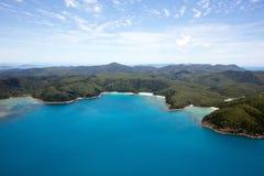 Ilha Austrália do domingo de Pentecostes fotografia de stock