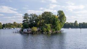 Ilha Berlim Imagem de Stock