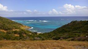 A ilha bonita de São Vicente e Granadinas Imagem de Stock