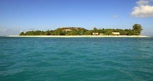 Ilha bonita do primo no Oceano Índico Imagem de Stock Royalty Free