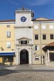 Ilha Cres no mar de adriático, Croácia Imagens de Stock Royalty Free