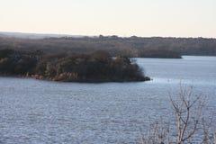 Ilha da cabra Foto de Stock