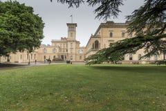 Ilha da casa de Osborne do Wight Imagem de Stock