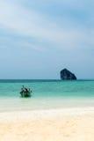 Ilha da cuba, Krabi Tailândia Fotografia de Stock Royalty Free