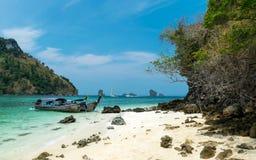 Ilha da cuba, Krabi Tailândia Fotos de Stock