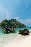 Ilha da cuba, Krabi Tailândia Foto de Stock Royalty Free