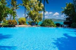 Ilha da fantasia, Queensland, Austrália Fotos de Stock