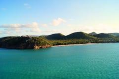 Ilha da paisagem Imagem de Stock Royalty Free