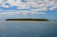 Ilha da recompensa, Mamanucas, Fiji Fotos de Stock