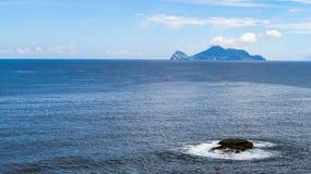 A ilha da tartaruga fotos de stock