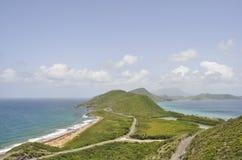 Ilha das Caraíbas imagem de stock royalty free