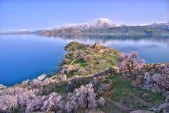Ilha de Akdamar Imagens de Stock Royalty Free