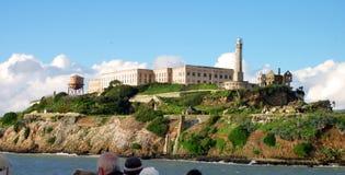 Ilha de Alcatraz do lado sul Imagens de Stock Royalty Free