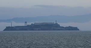 Ilha de Alcatraz em San Francisco 4K vídeos de arquivo