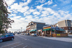 Ilha de Bainbridge Fotos de Stock Royalty Free