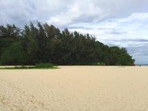 Ilha de bambu Tailândia, Krabi imagem de stock