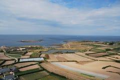Ilha de Batz Imagens de Stock Royalty Free