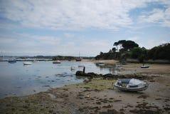 Ilha de Batz fotos de stock