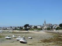 Ilha de Batz em Brittany; france Imagens de Stock Royalty Free