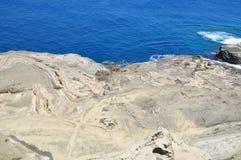 Ilha de Biri Imagens de Stock