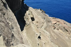 Ilha de Biri Imagem de Stock