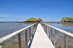Ilha de Biri Fotos de Stock Royalty Free