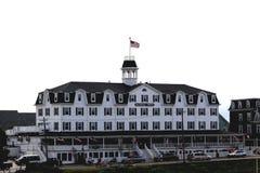 Ilha de bloco nacional Rhode Island do hotel imagem de stock