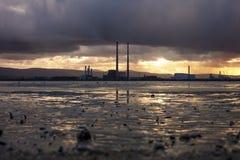 Ilha de Bull, Dublin, Irlanda imagens de stock royalty free