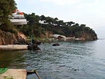 Ilha de Buyukada, Turquia Fotos de Stock Royalty Free