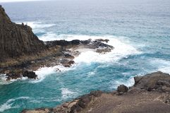 Ilha de Canaries Fotografia de Stock Royalty Free