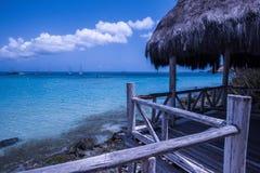 Ilha de Canouan, St Vincent Imagens de Stock Royalty Free