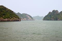 Ilha de Cat Ba Fotografia de Stock Royalty Free