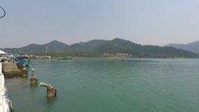 Ilha de Chang do Koh em Tailândia filme