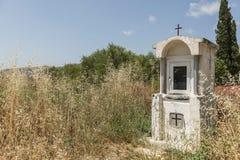 Ilha de Chios, Pyrgi Imagem de Stock