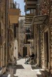 Ilha de Chios, Pyrgi Fotografia de Stock
