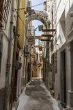 Ilha de Chios, Pyrgi Fotos de Stock