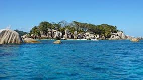 Ilha de Cocos Imagens de Stock Royalty Free
